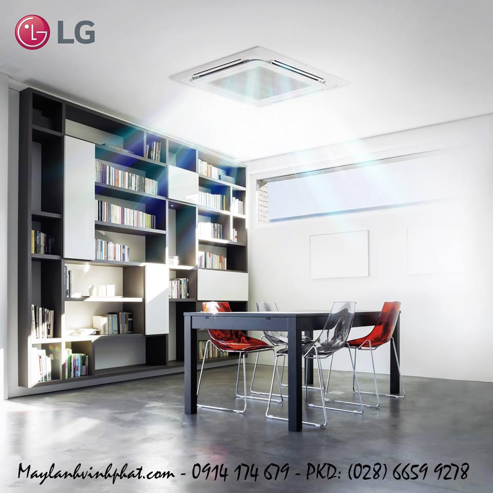 máy lạnh âm trần LG mới nhất