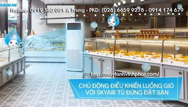 máy lạnh tủ đứng DAIKIN giá rẻ nhất