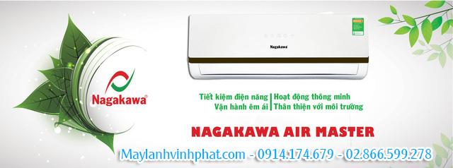 máy lạnh treo tường NAGAKWA siêu tốt