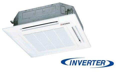 máy lạnh âm trần mitsu heavy Inverter