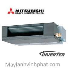 máy lạnh giấu trần mitsu heavy inverter
