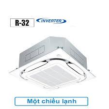 máy lạnh âm trần DAIKIN model FCFC mới