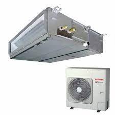 máy lạnh giấu trần nối ống gió TOSHIBA 1