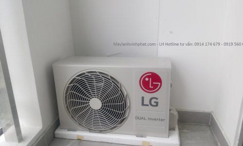 5 - Lắp máy lạnh treo tường LG quận 3
