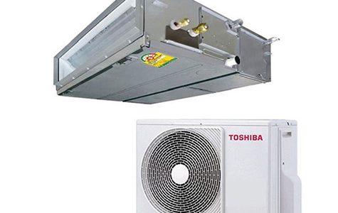 máy lạnh giấu trần nối ống gió TOSHIBA